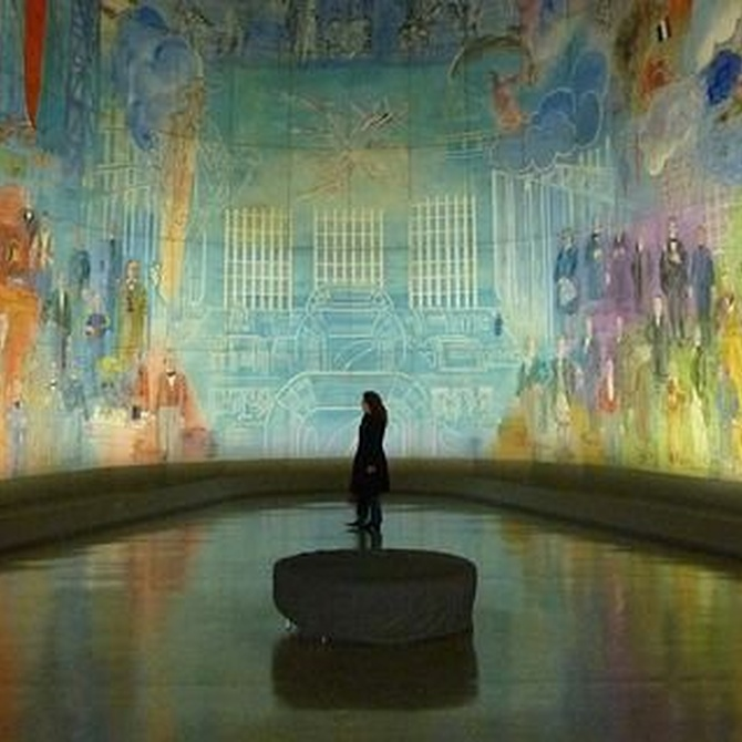 Los robos de las obras de arte y su revalorización