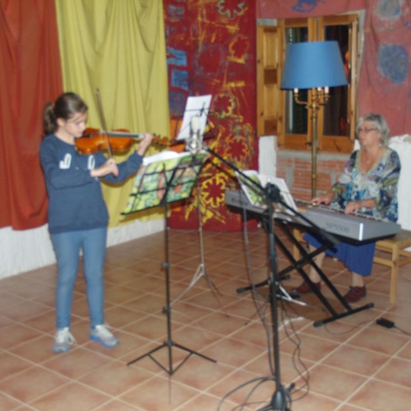 Concert de Santa Cecília 20-11-2015: Escuela de música i Expresión  de Can Canturri