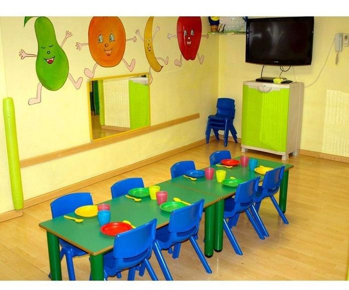 Comedor: Servicios de Escuela Infantil Cocorico