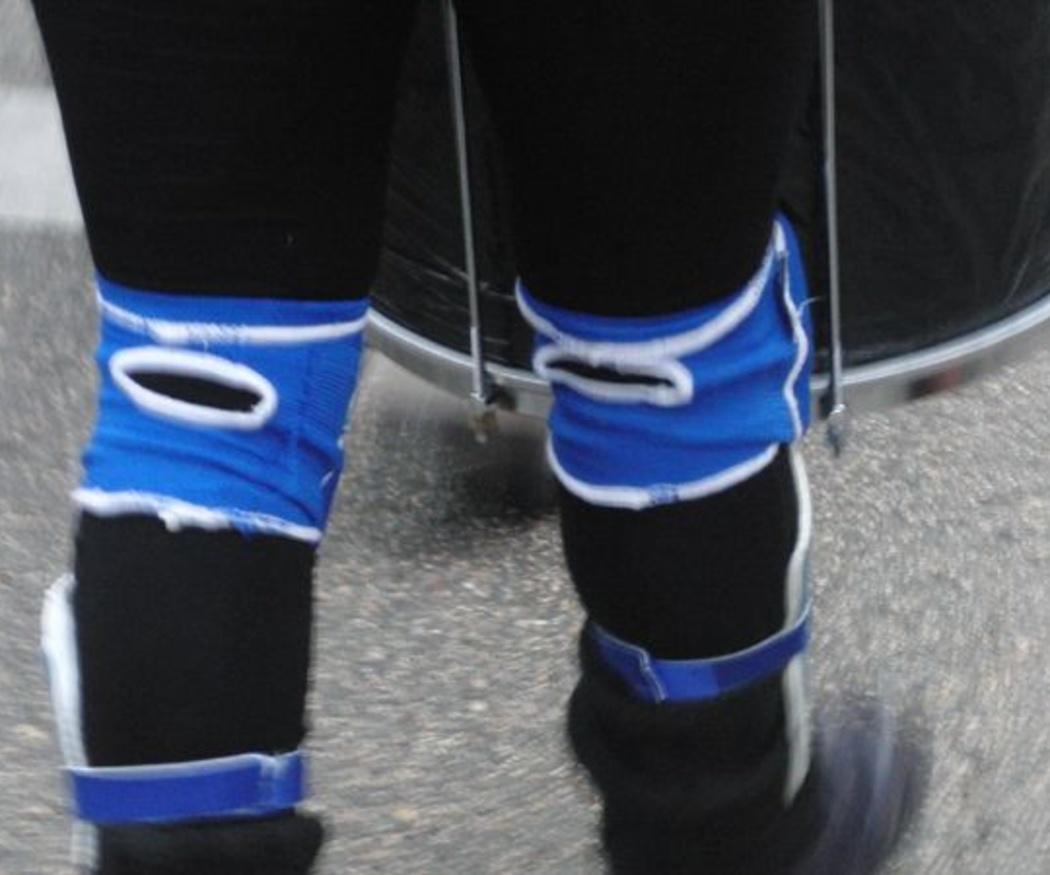 Aparatos ortopédicos para las rodillas