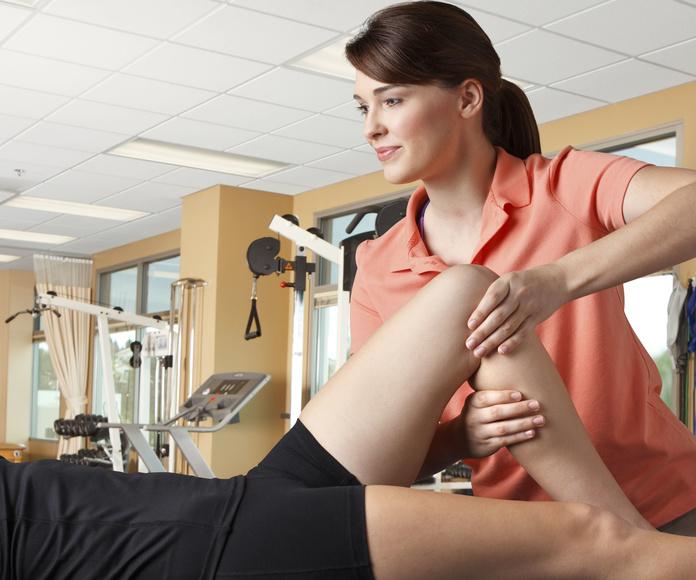 Terapias complementarias: Centro de fisioterapia  de Corefisio