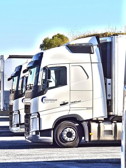 Transporte nacional e internacional de mercancías: Servicios de Trans- Maf La Palma
