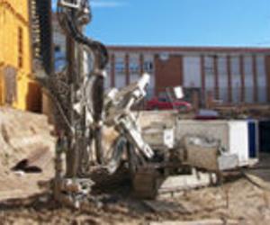 Perforaciones para la captación de energía geotérmica
