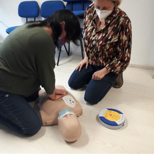 Cursos de primeros auxilios en Cerdanyola del Vallés de calidad