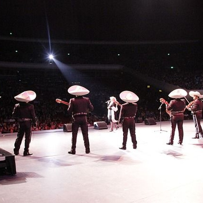 El mariachi y la música de la felicidad