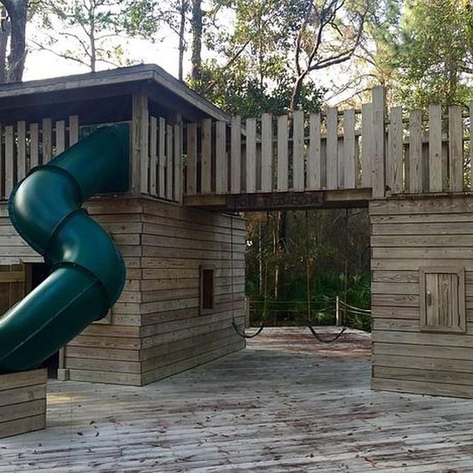 ¿Qué no debe faltar en un parque infantil?