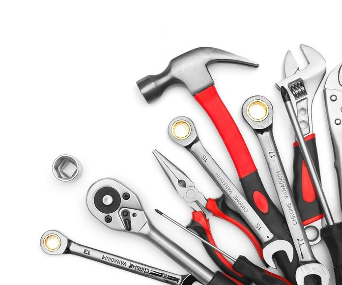 Herramientas: Servicios de Ferretería Espada