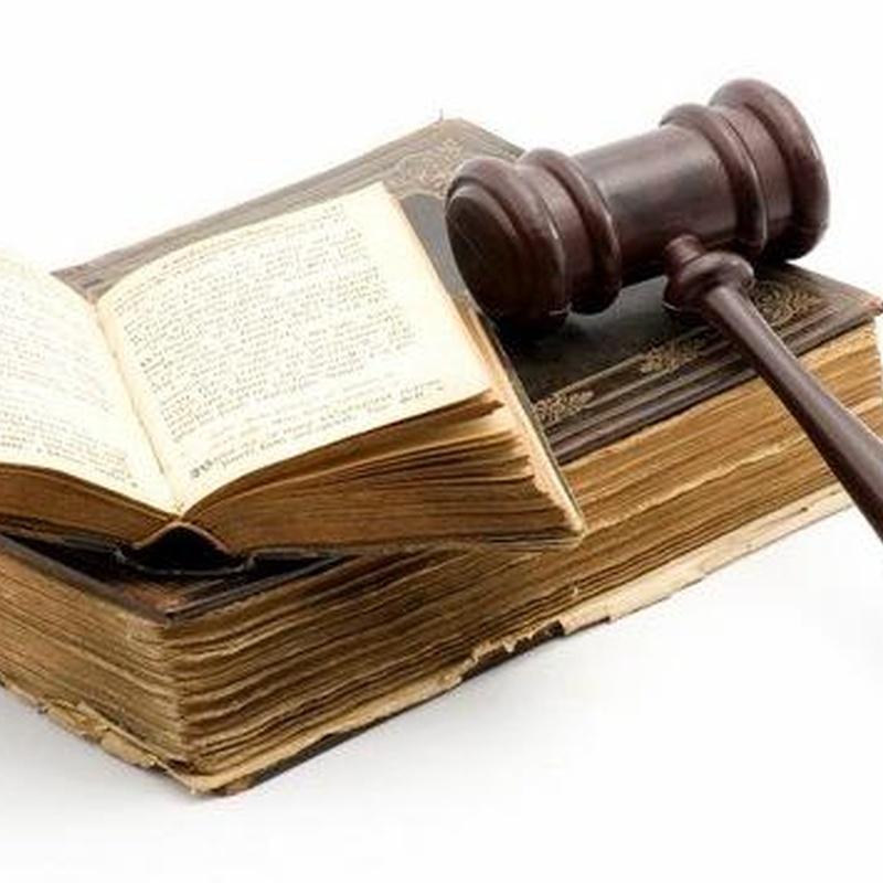 Derecho penal: Servicios de Natalia Damián Carballo - Judith Esnal Izaguirre