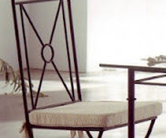 Mesita Universal: Catálogo de muebles de forja de Forja Manuel Jiménez