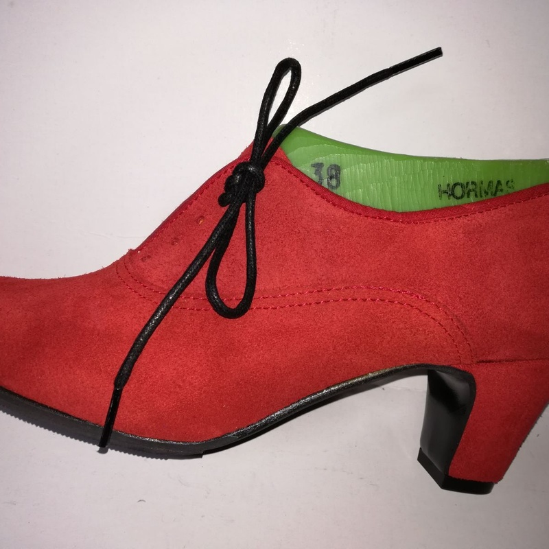 Modelo 971 antes rojo serie 34/42: Productos de Calzados Malaca