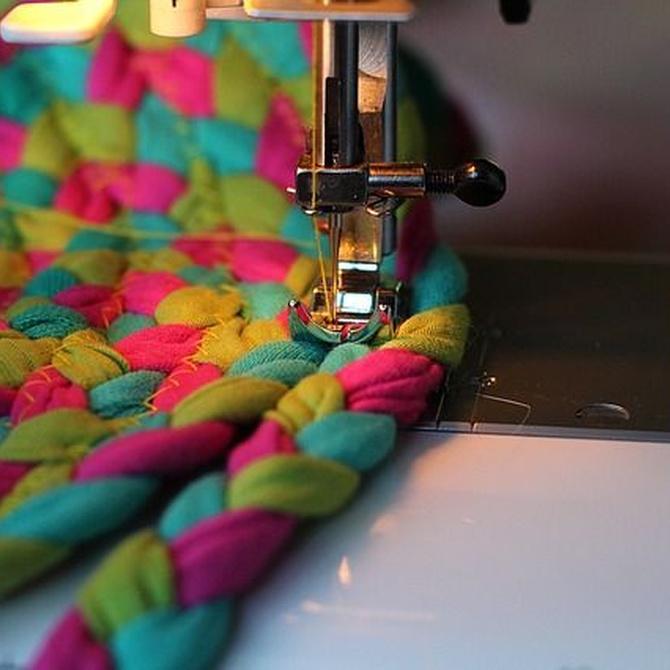 Razones por las que aprender a coser a máquina