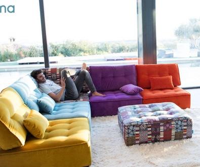 Nueva sección de sofás