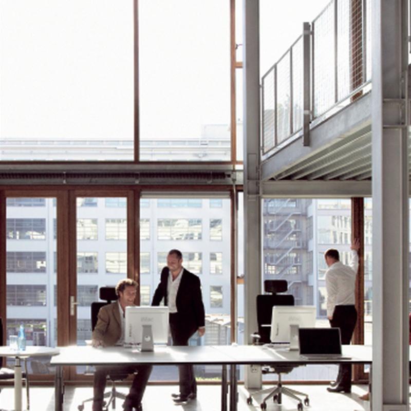 Limpieza de oficinas: Servicios de Limpiezas Agua Azul