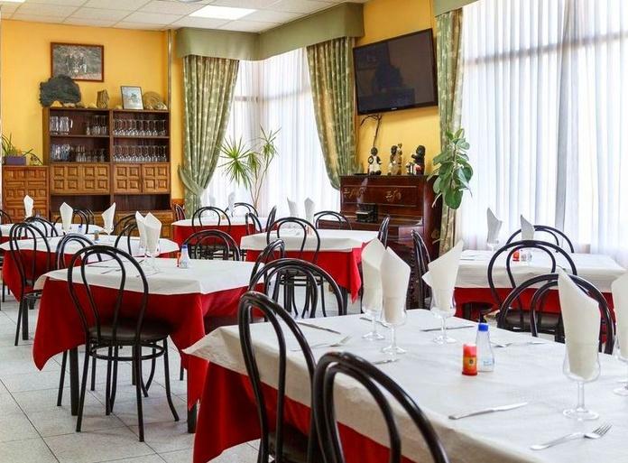 Restaurantes en Aguaviva