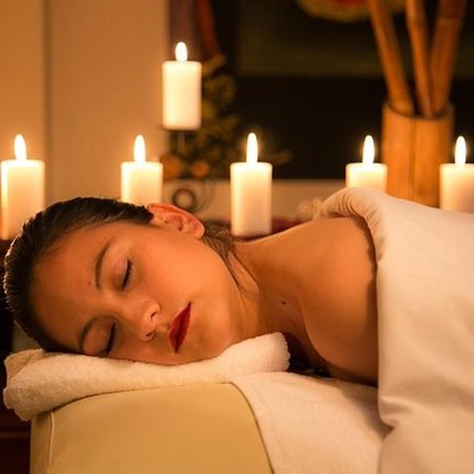 Conoce los beneficios de un masaje