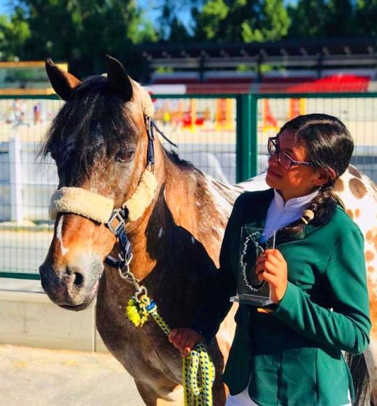 tanis y tucker ponis d campeones