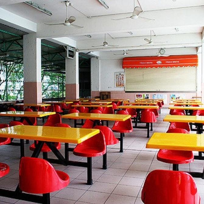 El comedor de la escuela infantil, otro espacio de aprendizaje