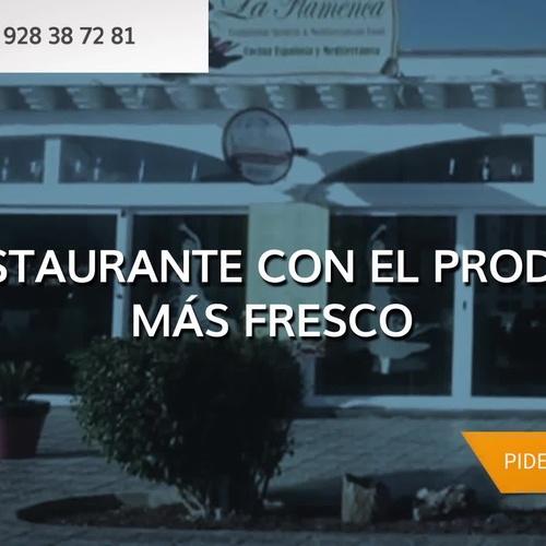 Restaurante de tapas en Lanzarote: La Flamenca