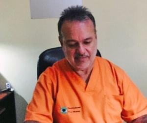 Dr. José Luis Delgado, director del centro