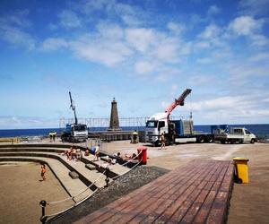 Alquiler andamios en Tenerife: Servicios Tracentejo