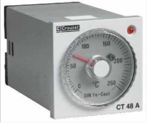 Reguladores de temperatura CROUZET