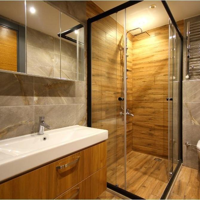 Tipos de mamparas para tu ducha