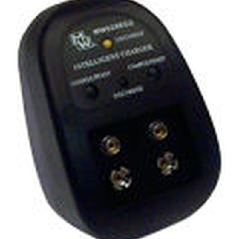 Cargador 6F22 9V MW6588