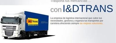 Todos los productos y servicios de Transporte internacional de mercancías: I & D Trans