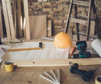 Electricidad: Obras y Servicios de SSB Construccions i Serveis