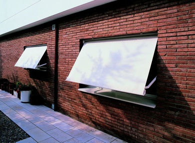 Instalación de toldos en Guipuzcoa