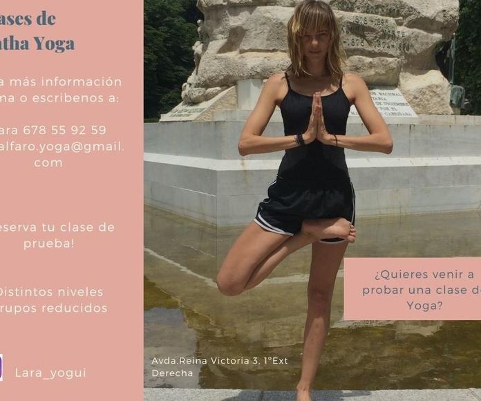 Yoga : Terapias  de MQ Fisioterapia
