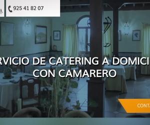 Cocina castellana en Toledo | Casa Parrilla