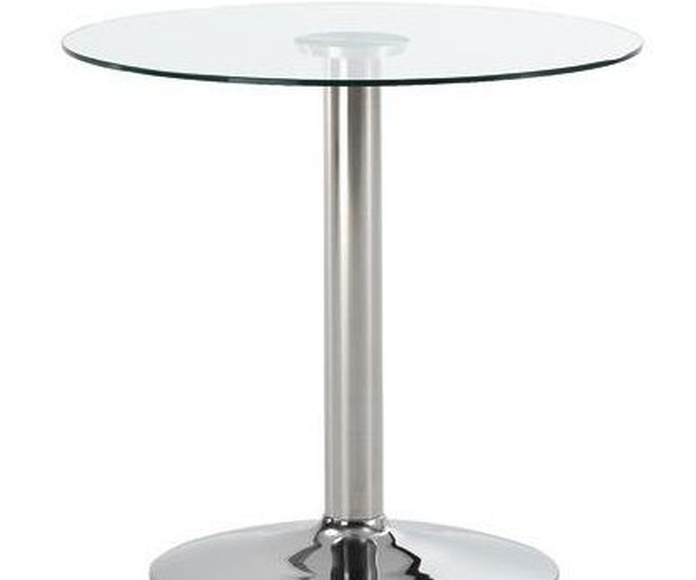 Mesa redonda cristal, varias medidas