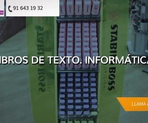 Librería y papelería en Alcorcón | Arpoval, La Papelería