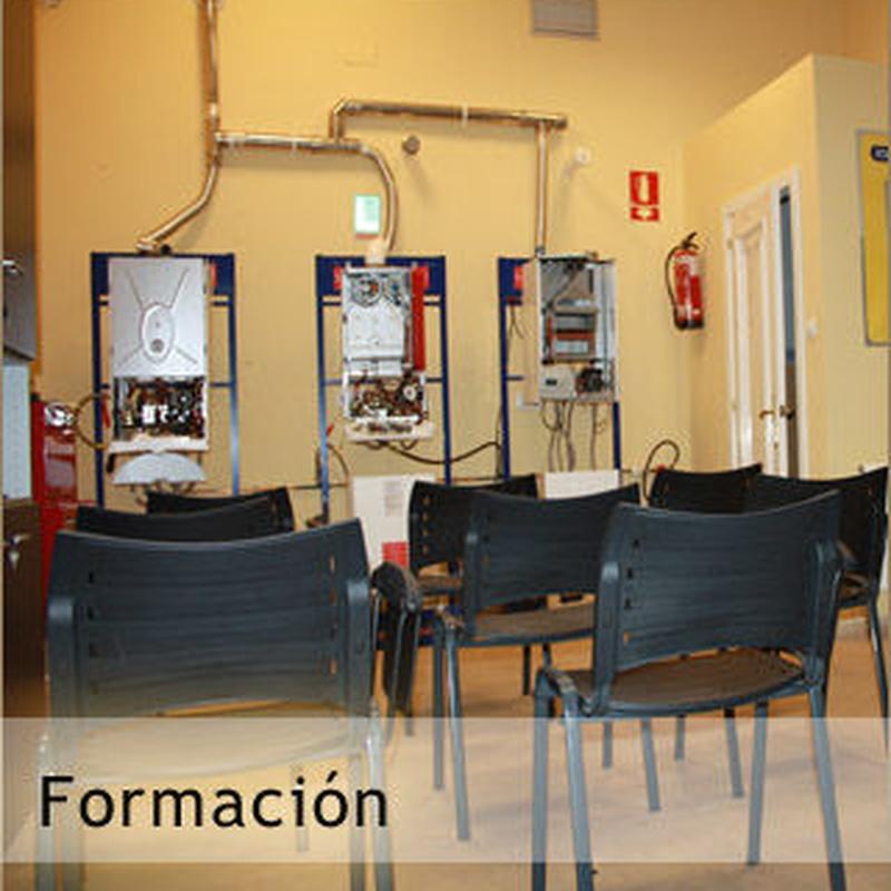 Formación: Tienda online y servicios de Servicio Tecnico Urueña, S.L.
