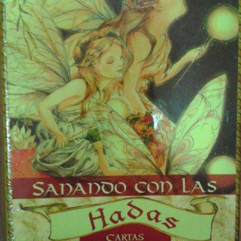 Cartas Oráculo Sanando con las Hadas: Cursos y productos de Racó Esoteric Font de mi Salut