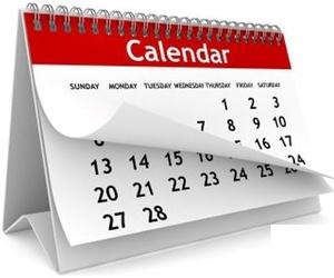 Calendario de visitas
