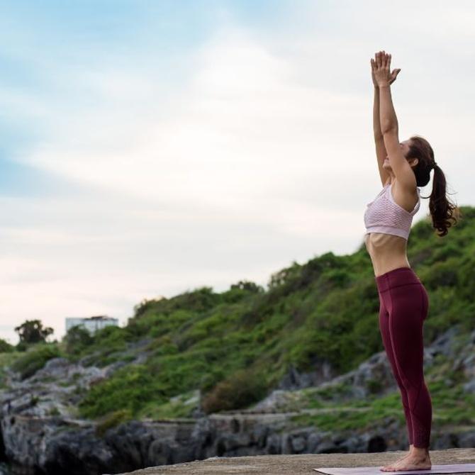 Tus primeras posturas de yoga