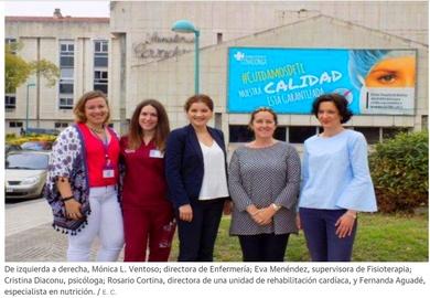 El Sanatorio Covadonga crea una unidad de rehabilitación para pacientes infartados