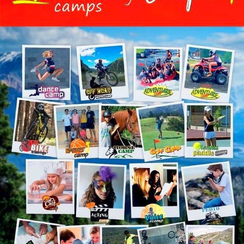 Campamentos Verano'21: Qué ofrecemos de The Hughes Language Service