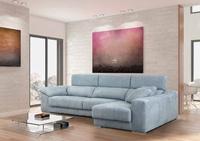 Sofás y sofás con chaiselongue: Mobiliario de Jaume O. Grau Mobles