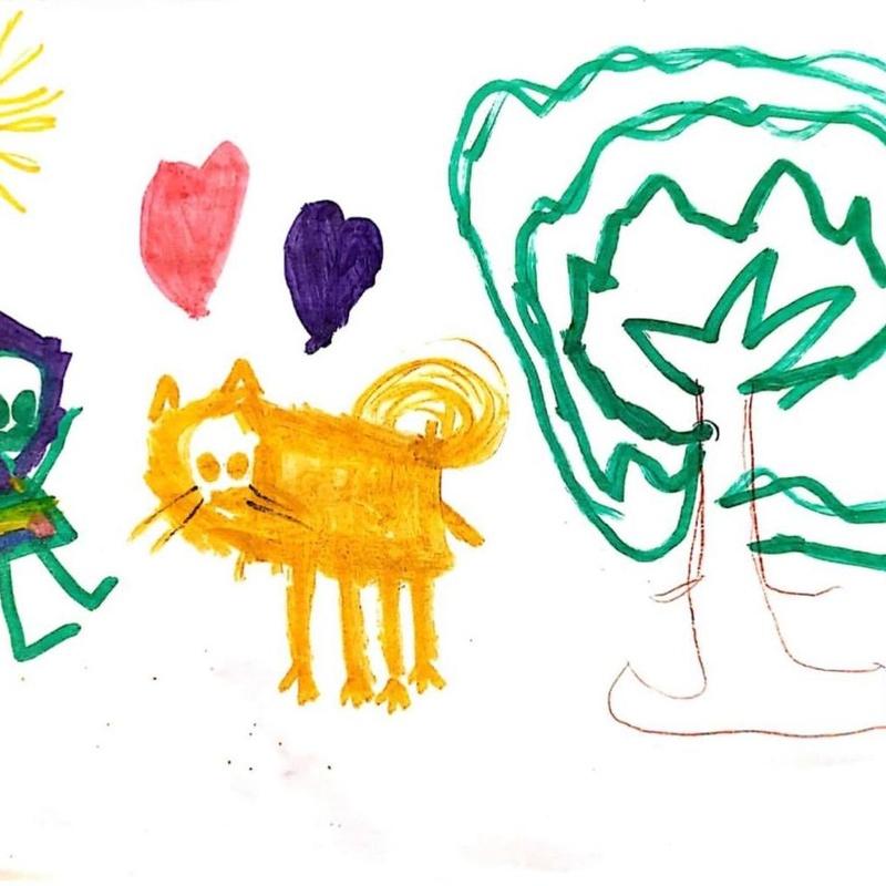 Ganadora categoría 1, Natalia Corchado, 5 años
