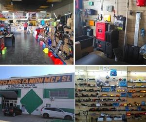 Repuestos de camión en Valencia | MCP