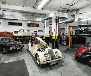 Brooklyn Car Service, restauración de clásicos en Alcobendas