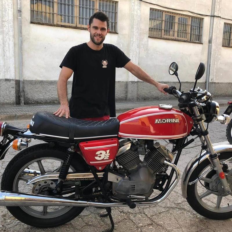 Restauración de Motos: Servicios taller de Motos Casals