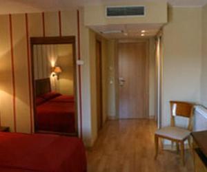 Vista de una habitación
