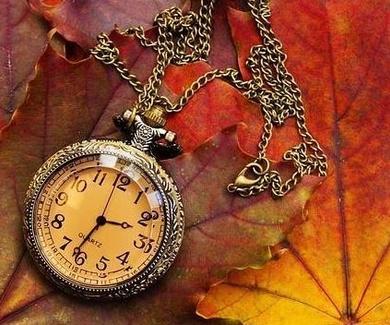Horario de otoño