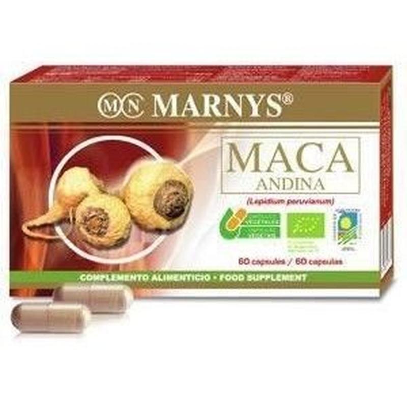 Maca Andina: Productos de Herboristería Natural