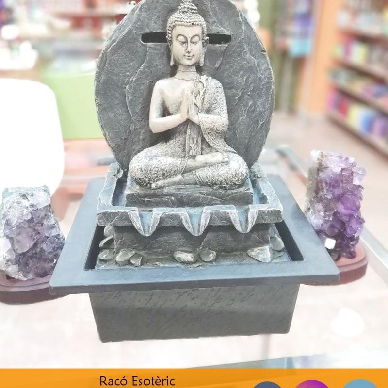 Fuente Buda: Cursos y productos de Racó Esoteric Font de mi Salut