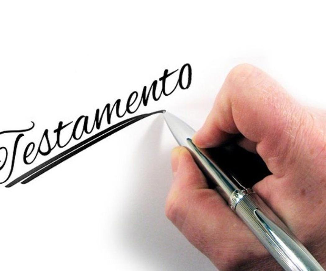 ¿Qué tipos de testamento puede redactar una persona?